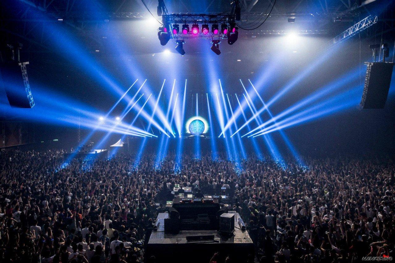 Фотоотчет с Armin Only Intense в Тайбэе!